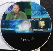 DVD  - Electromagnetic Pollution Used for Soft Kill (Alex Jones)