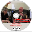 DVD  - Scientist Barrie Trower - Interviewed by Deborah Tavares