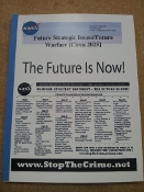 NASA Future of Warfare Document