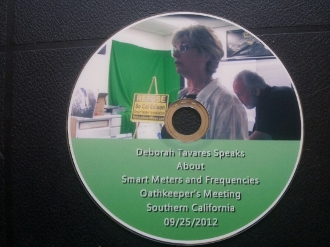 DVD  - Smartmeters - Tavares at Oathkeepers