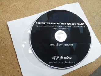 DVD  - Silent Weapons for Quiet Wars Full Read