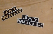 Jay WIlliz Sticker