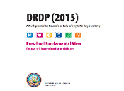 DRDP (2015) Preschool Fundamental Instrument - B/W w. Color Cvr