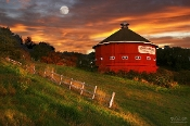 Will Chubb Round Barn Photo (prices in options)