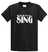 MHS CARNEGIE SING BLACK      ....Tshirt or Hoodie Available