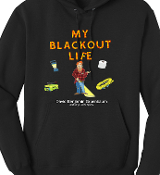 My Blackout Life Uncle Sperry Hoodie